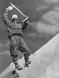 Félicité Herzog - Un héros • Sur la vie de l'alpiniste Maurice Herzog #mountain #anapurna #climbing