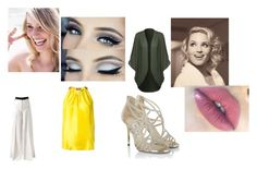"""""""Goodbye never Hurt this much"""" by pepper2good4u on Polyvore featuring Racil, Erika Cavallini Semi-Couture and Jimmy Choo"""