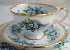 Artful Affirmations: Tea Cup Tuesday