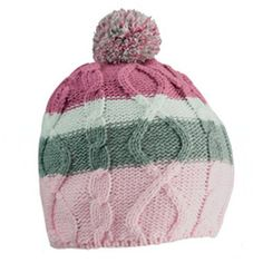 9ad03f44627 The cutie patootie from wigwam is the perfect hat for your little one. It s  loaded with colorful stripes and a big pom on top. product features  made  of ...