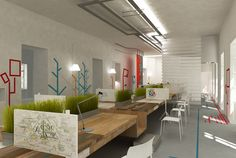 REPUBLIC office by atelierarchitects Budapest 02 CREATIVE OFFICES! REPUBLIC office by atelierarchitects, Budapest