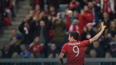 Liga Mistrzów: Robert Lewandowski na czele klasyfikacji strzelców