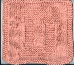 "Knitted ""D"" cloth"