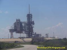 Mochila y GPS: El este de Estados Unidos IV: playa y espacio