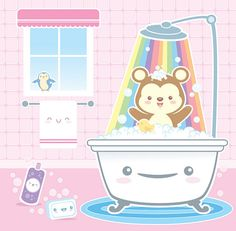 Bath Time by Jerrod Maruyama, via Flickr