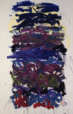 Joan Mitchell, Champs, 1990