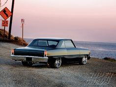 Super Chevy 1967 Nova SS.