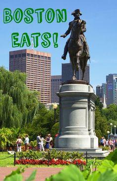 Boston Eats! A list of Top 5 Restaurants in Boston Massachusetts! Written by a local foodie.