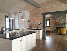 Our mountain cabin kitchen