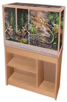 Reptile Tanks Amp Ideas On Pinterest Reptile Terrarium