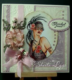 Crafts and Me Stamps: Art Deco