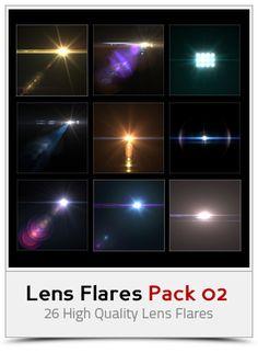 Lens Flares Pack 02 by khaledzz9 on DeviantArt