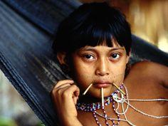Yanomami, una cultura que permanece intacta - Un día más culto