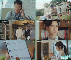 jin o told se joo that he will give the next episode on one condition to let him stay his house -  Chicago Typewriter: Episode 5