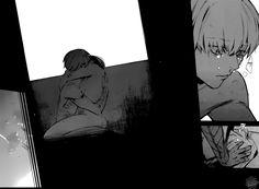 Touka x Kaneki ; Tokyo Ghoul: RE : chapter 125 -X