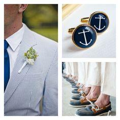 Nautical Wedding Ins