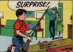 Lee Harvey Oswald's tenth birthday...