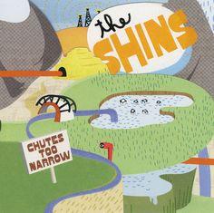 The Shins - Chutes to Narrow