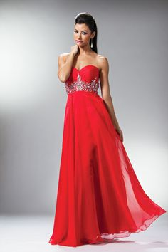 Formal Red Dresses For Girls - Gown And Dress Site | Kıyafet ...