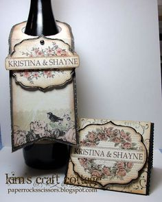 Bridal shower stuff by jknath - Cards and Paper Crafts at Splitcoaststampers
