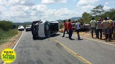 São Sebastião do Umbuzeiro a Vista: Um Morto, e três feridos e colisão de Carro entre ...