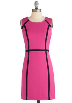 Fine lines from ModCloth. I haven't purchased anything from them yet but lots of great dress options!