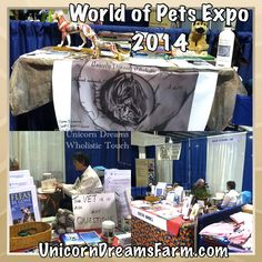 World of Pets Expo 2014  UDWT  w/Dr. Chambreau