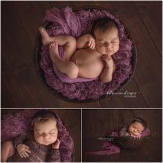 zauberhafte Babyfotos der kleinen Ela aus Mönchengladbach | Katharina Dressen