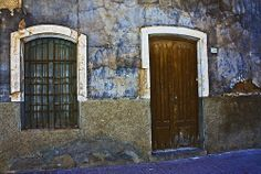 Doorway in Garrucha, Spain