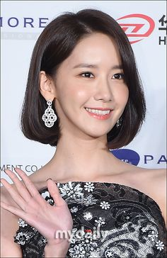 SNSD YoonA at the 54th Daejong Film Awards Red Carpet