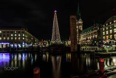 Christmas - Like ✔ Comment ✔ Share ✔ Follow ✔ if you like what you see  Christmas in Hamburg Town Hall Square