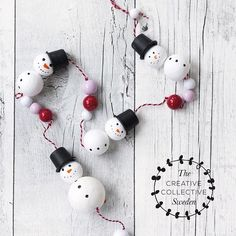 Day 8: Today it's our turn to share our post in the 4th Annual 24 Days of Scandinavian Christmas Calendar at @willowdaygram! We're making a Snowman Garland. The tutorial is in Swedish, but with easy step-by-step photos as well. Also check out @liasfarmlife who did yesterday's calendar post, and @musqotdesign who is up tomorrow. Gina at @willowdaygram organizes and shares the calendar daily. Follow along with a day-by-day post on her blog willowday.net and @willowdaygram to never miss a post…