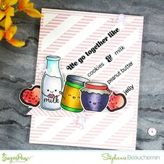 A World of Creative Possibilities: SugarPea Designs: Winter release day 5, Better together!