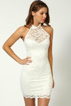 9010 | double-contrast color sexy lace dress chest wrapped Fence |sexy dress  stunning Night Club Party Sexy Dress
