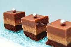 Praliné 3 chocolats (Thermomix)