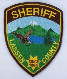 Lassen Co Sheriff Calif