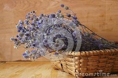 16 Cheap Wedding Flowers That Still Look Beautiful For Couples On A Tight Budget Cheap Wedding Flowers, Wedding Bouquets, Sea Holly, Wedding Expenses, Medicinal Herbs, Tight Budget, How To Dry Basil, Weddingideas, Fit