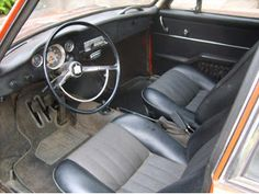 Carro Antigo: Karmann Ghia TC