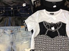 Sell us your plus size clothing! We are looking for great brands like Forever 21+, Torrid, Old Navy and AsosGet cash on the spot for your trendy clothes today! #plussize #iloveplatoskw #selltous #trendyplussize | www.platosclosetkitchener.com