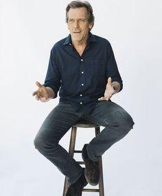 Hugh Laurie interpreta a un doctor otra vez | EL DEBATE