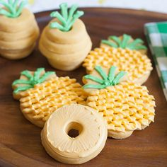15 Pineapple DIY Projects to Make This Summer via Brit + Co.