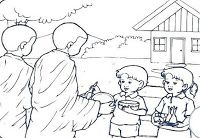 Fun Learn Free Worksheets For Kid ภาพระบายส ว นสำค ญทางศาสนา ว นว สาขบ ชา ว นมาฆบ ใบงานอน บาล สม ดระบายส แบบฝ กห ดสำหร บเด กก อนว ยเร ยน