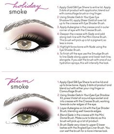 Jane iredale holiday collection - Smoky eye makeup looks