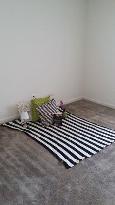 Left side of bedroom.