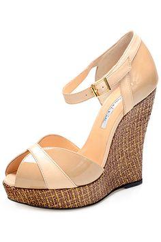 Oscar de la Renta - Shoes - 2014 Spring-Summer