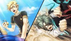 Kamigami no Asobi - Apollon and Hades