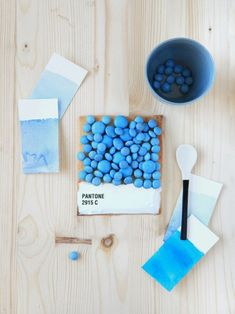 Snow in a Teapot: Design Blog: pantone tart