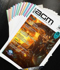 AGM Magazin No 12 erschienen im Mai 2013 .. pinned by www.agm-magazin.de .. Film: Star Trek, Lifestyle: Bogenschießen, Games: A Realm Reborn und vieles mehr