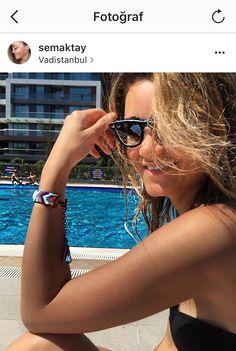 😍😍 👉 #nubynu #sizdengelenler  #handmade #design #accessories #fashion #moda #girl #woman #luxury #trend #takı #jewellery #tasarım #style #aksesuar #bileklik #mavi #bracelet #kişiyeözel #summerfashion