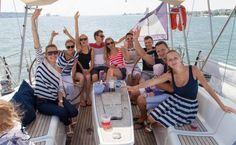 Sailing boat cruises of Lisbon - Go Discover Portugal travel